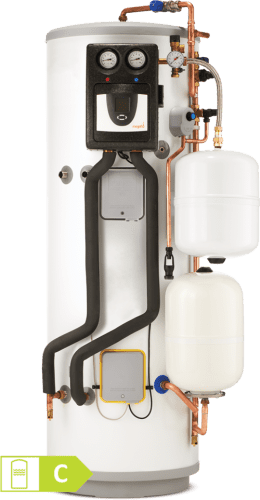 Heatrae Sadia Megaflo Eco SolaReady 260sd Direct Unvented Cylinder 260L