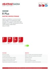 R Plus Data Sheet