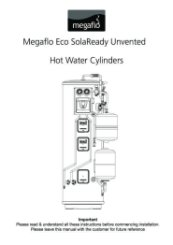 Megaflo Eco SolaReady Installation Manual