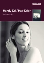 Handy Dri / Hair Drier Warm Air Dryers