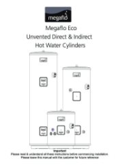 Megaflo Eco Installation Manual